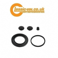 Front Brake Caliper Seal Kit Premium (ATE VW 2 Caliper)Mk1 Mk2 Golf, Scirocco, Caddy Jetta